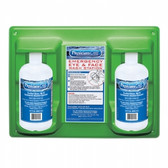 32 oz Twin Bottle Eye Flush Stations ##24-300 ##