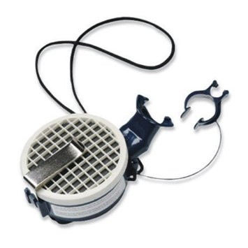 NORTH® Emergency Escape Mouthbit Respirator - Acid Gas  ## NOS7902 ##