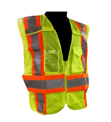 Forester® Two-tone Public Safety Vests ##VEST 44 ##