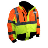 Radians SJ12 3 Weather Proof Multi-Color Bomber Jacket with Quilted Built-In Liner ##SJ12 ##