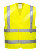 Vega High Visibility Class 2 LED Vest  ## L470 ##
