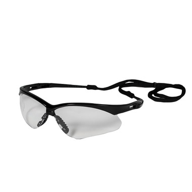Jackson® Nemesis Frame Safety Glasses Clear Lens  ##25676 ##
