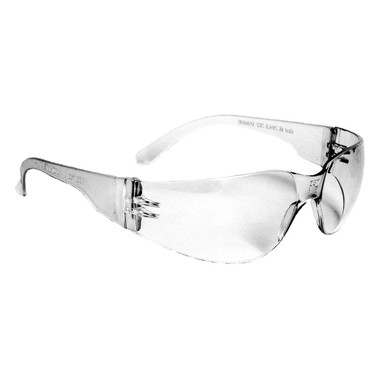 Radians® Mirage Small Safety Glasses Clear Lens  ## MRS110ID ##