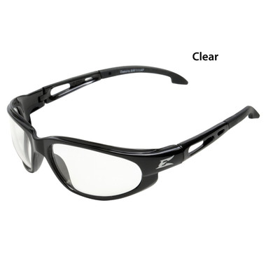 Edge Eyewear® Dakura Vapor Shields Clear Lens  ## SW111VS ##