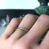 Laura Preshong Wedding Band Ethical Diamond Eternity Band