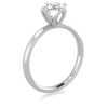 Laura Preshong Engagement Ring - Tulip Solitaire Ring