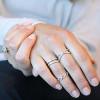 Womans Wedding Band Ethical Diamond Eternity Band