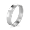 Fritz 5MM Concave Wedding Band