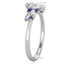 Laura Preshong Engagement Ring - Blythe Ethical Sapphire Ring