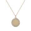 Bailey Petite Diamond Necklace