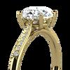 Lila Brilliant Cut Engagement Ring