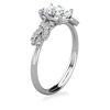 Laura Preshong Engagement Ring - Laurel Oval Cut Ethical Diamond Ring