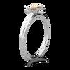 Vintage Inspired Ethical Oval Gemstone Ring