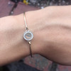 Bailey Diamond Charm Bracelet