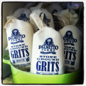 Stone Ground Grits (White)