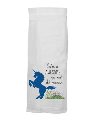 Unicorn & Rainbows Towel