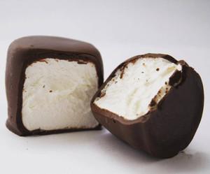 Hazelnut Milk Chocolate Marshmallows