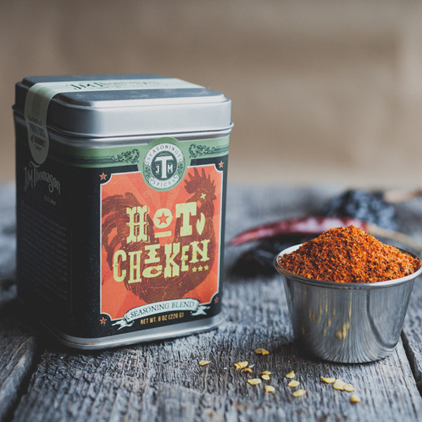 Nashville Hot Chicken Seasoning Blend