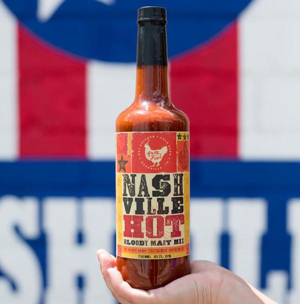 Nashville Hot Bloody Mary Mix