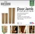 "Board Heavy-Duty Door Jamb Protection - 36"" and 60"""