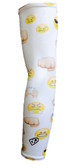 Emoji Print Compression Sleeve - Emoji