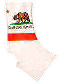 California State Flag Spats