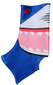 Shark Mouth Spats (cleat covers)