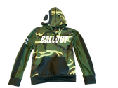 """Ball Out"" Camo Hoodie - Youth sizes"