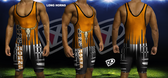 Custom Wrestling Singlet  4