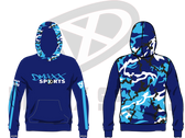 Dmaxx Sports GRAFFITEE Hoodie - Youth size