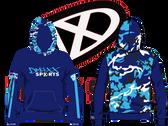 Dmaxx Sports Graffitee Hoodie - Adult Size