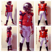 Football Uniform Photo Gallery