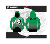 Tazewell Bulldogs Custom Hoodie Youth Size