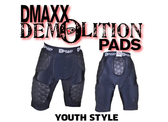 YOUTH 5 PIECE GIRDLE - DEMOLITION PADS