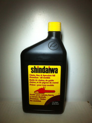 SHINDAIWA Bar & Chain oil 1 Litre