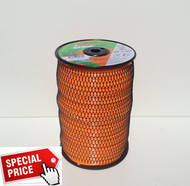 "Diamond Edge Nylon Line .95""/2.4mm 381 metres"