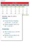 Calendar / Multi Calendar Web Part