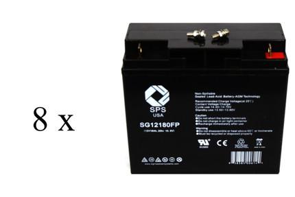 Emerson AP-130 AP23 3 kVA UPS Battery set