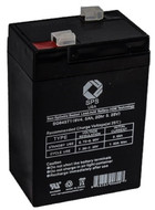 MK ES1.2-6 Wheelchair Battery (6V, 1.3AH) from Sigma Power Systems.