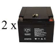 Amigo Deluxe 350000 battery