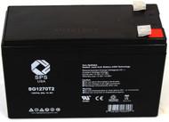 Parasystems Minuteman MBK 320 battery