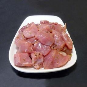 Raxo de cerdo gallego