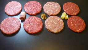 Pack degustación de hamburguesas
