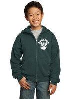 Forest Grove Zippered Hoodie