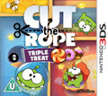Cut the Rope: Triple Treat (Nintendo 3DS) product image