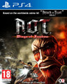 AOT Wings Of Freedom (Playstation 4) product image