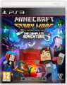 Minecraft Story Mode Complete Adventure (Playstation 3) product image