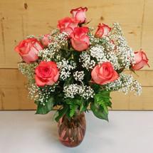 Iguana Roses 12 Vased (SCF8502)