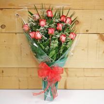 Iguana Roses 12 Wrapped (SCF8501)