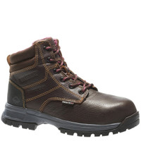 Wolverine Women's Piper Composite Toe Work Boot  Brown
